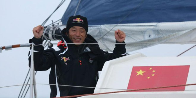 BREAKING NEWS. Chinese sailor Guo Chuan goes missing off Hawaii