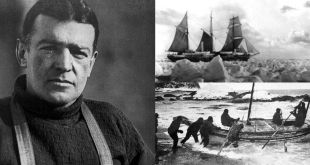 The life of Ernest Henry Shackleton, the greatest Seafaring Adventure of all Time