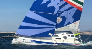 Italian Sailor Gaetano Mura will attempt to set the new Round the World Record