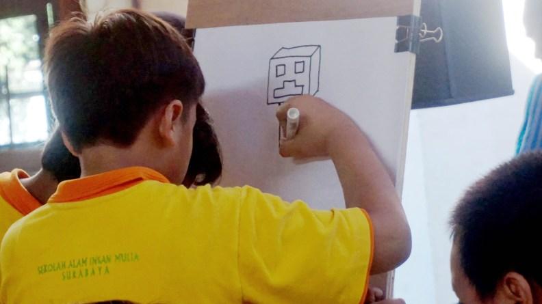 sekolah kreatif surabaya jawa timur