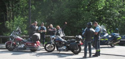Gendarmerie_Vosges_Motordays_Gérardmer (3)