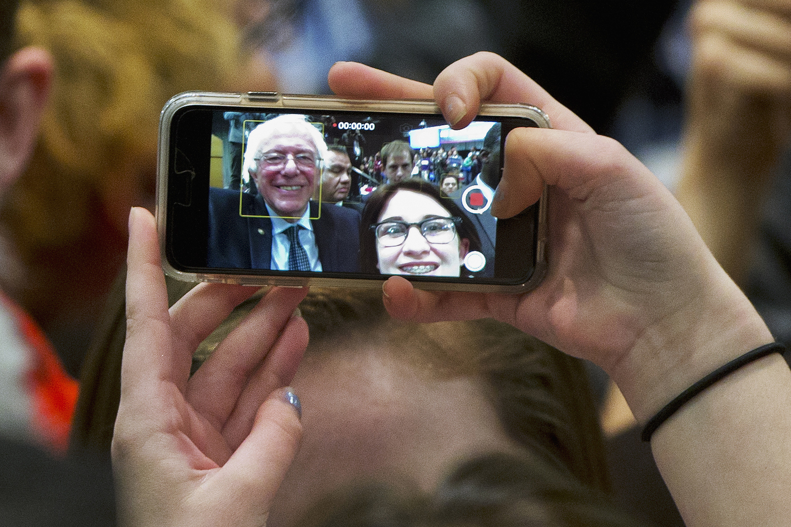 Bernie Sanders Wins Maine Democratic Caucus