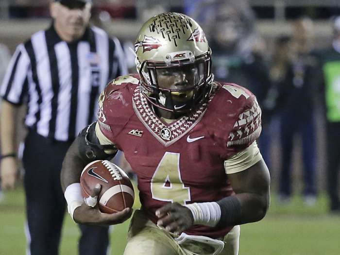 Dalvin Cook nears program rushing mark, FSU dominates Boston College