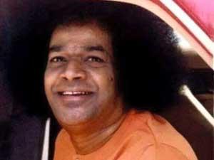 Photo of Bhagavan Sathya Sai Baba