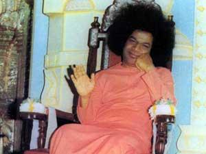 Photo of Bhagavan Sri Sathya Sai Baba