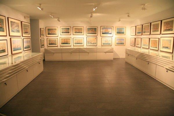 Κατασκευή φιλοτελικού μουσείου Γαλαξειδίου