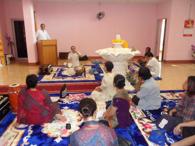 08-Thailand - Bandu - Teachrs training at Bandu