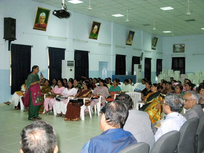 Workshop during EHV Workshop Seriers in Oman