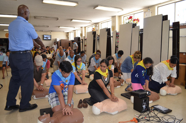 New York CPR