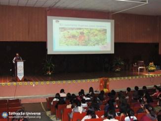 Z2A Mexico - Talk at national youth retreat
