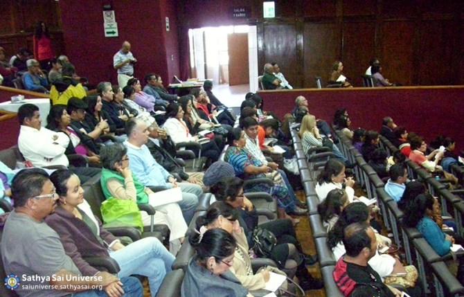 Public Meeting On Sai Parenting