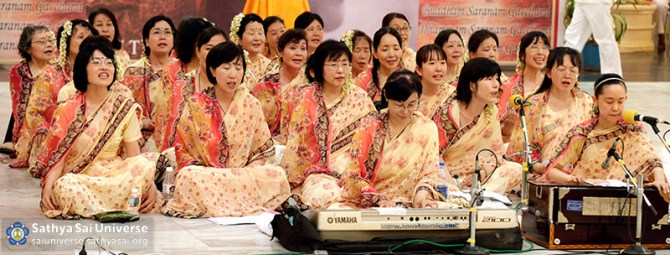 Buddha Purnima Choir