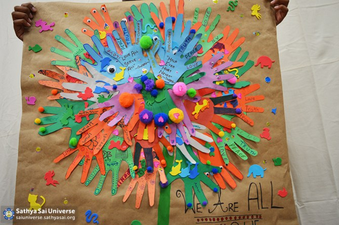 Summer Camp Canada Arts and Craft Activity