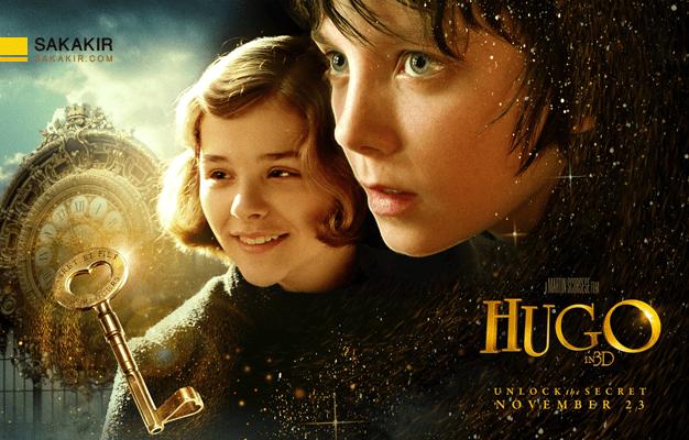 hugo movie فيلم هوغو ثلاثي الأبعاد