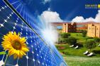 محطة نور ورزازات للطاقة الشمسية
