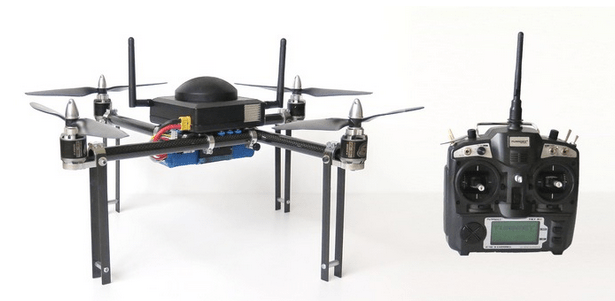 Easy Drone   the first modular plug and fly aerial solution by Ivan Stamatovski — Kickstarter