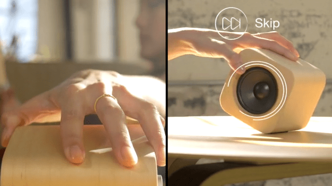 2Sugr Cube   Touch to Stream and Share Music by Sugr — Kickstarter
