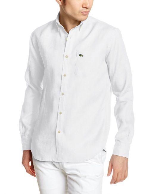 白シャツ7