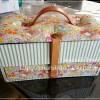 お裁縫箱を作る会 その3。バタバタながらも完成。