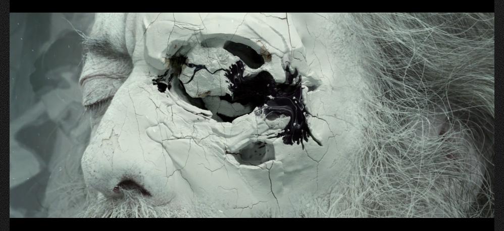 Una animación fractal simplemente alucinante!