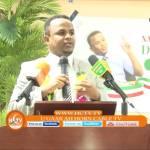 Daawo Muuqaal:Casho Sharaf Loo Sameeyay Gudoomiyaha Hay'ada Shaqaalaha Somaliland Sharmaake