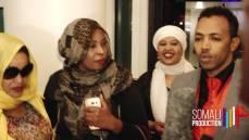 Fanaaniintii iyo Abwaanadii ka qayb galaayey bandhiga Somalida ee UK oo London soo gaadhay.
