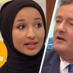 Piers Morgan Debates Headscarf Ban With Muslim Women | Good Morning Britain VIDEO