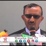 DAAWO XUKUUMADDA SOMALILAND OO MARKALE DIB U DHIGTAY QORISTA SHAQAALE LA QAADAN LAHAA.22.04.17
