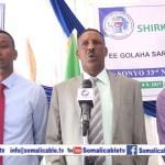DAAWO:-Wasiirka Ciyaaraha Somaliland Oo Furay Shirkii 33-Aad Ee Golaha Sare Ee Dallada Dhalinyarada Somaliland Ee Sonyo  Sep 8, 2017 Hargeysa