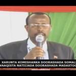 Deg Deg] :- Muuse Biixi Cabdi Oo Noqdey Madaxweynaha Shanaad Ee Somaliland Iyo Codadka Uu Helay +[ Muuqaal ]..21.11.17