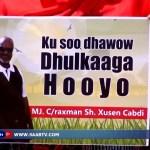 Daawo Muj Cabdi Sheekh Xuseen Ayaa Lagusoo Dhaweeyay Magalada Hargaysa..March 22.18