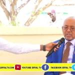 Deg Deg Daawo:-Madaxweyne Ku Xigeenka Somaliland Cabdiraxmaan Saylici Oo U Jawaabay Xisbiga Waddani..March 24.18