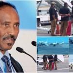 Daawo WasiirkaMaaliyada Somaliya Beyle oo Kahadlay Lacagta Imaraatka Laga Qabtay ..21.18