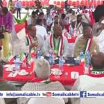 Daawo Muqaal:Xisbiga Waddani oo siweyn ugu dabaal degay xuska 18 may sanad guurada 27..May 20.18