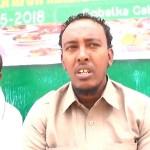 """DAAWO:-Wasiirka Cadaalada Somalilnd Oo Xabsiga Gabiley Ka Bilaabay Barnaamij La Macac Baxay """" La Afur Madaxweynahaaga Maxbuus"""" April 18, 2018"""