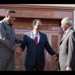 Daawo Muqdisho :- Wasiiro Ka Kala Socda Dalalka Eritrea Iyo Ethiopia Oo Soo Gadhay Muqdisho.Oct 18,18