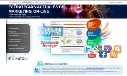 ESTRATEGIAS ACTUALES DE MARKETING ON-LINE