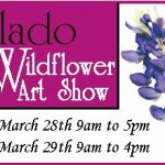 Wildflower Art Show & Texas Wine Tasting