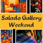 Salado Gallery Weekend--postponed