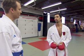 کاراته باز ایرانی تبار در بازیهای پان آمریکن برای کانادا می رزمد