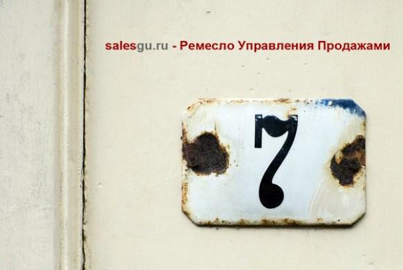 Salesguru - 7 профилей контактов с клиентом