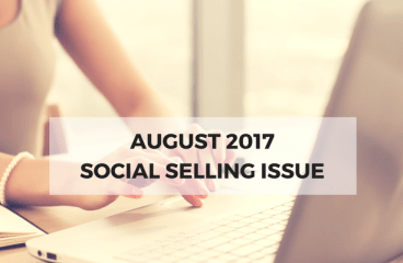 August 2017: Social Selling Issue