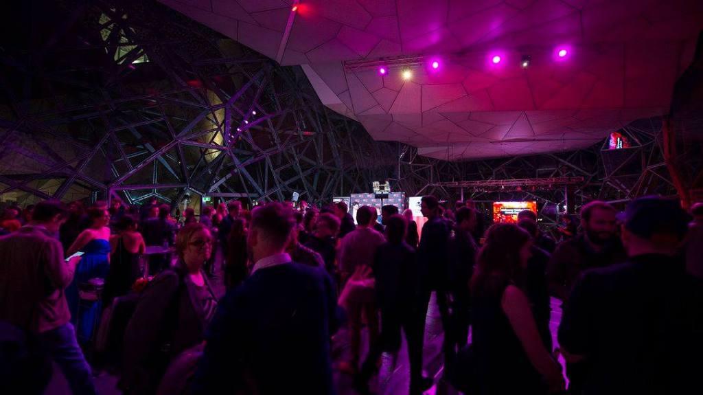 Melbourne Web Fest Closing Night Gala Awards (Photo courtesy of Melbourne Web Fest)