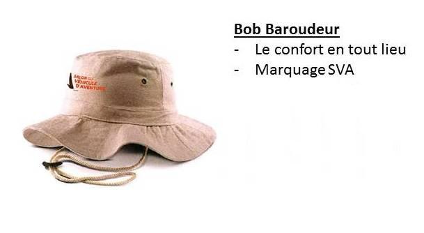 1 bob baroud / 13€