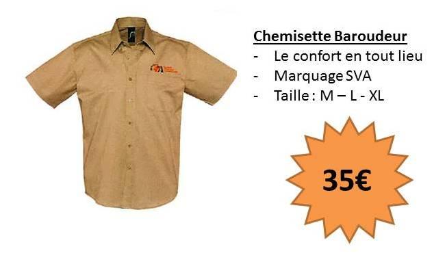 SVA boutique chemisette