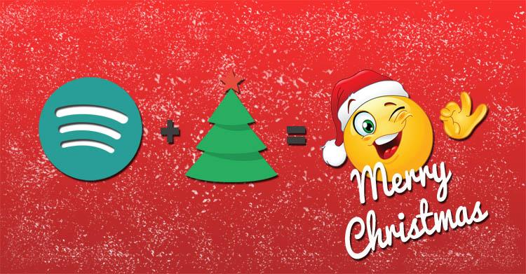 Your Salon Christmas Music Playlist Image