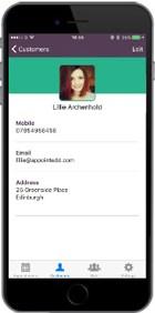 Appointedd Mobile App Image
