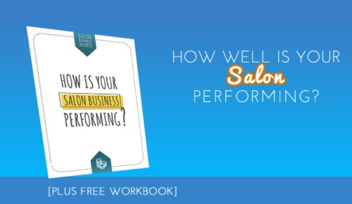 \How Well Is Your Salon Performing Image\