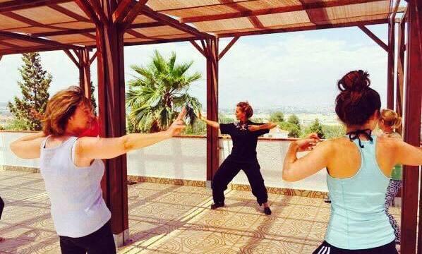 Vi åker till Spanien 15/3-21/3 på Yogaretreat