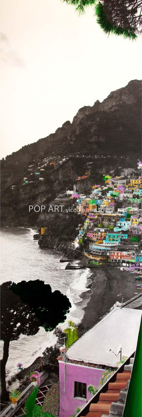 POP ART VERT-10